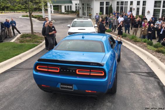 2018 Dodge DEMON SRT Challenger 12
