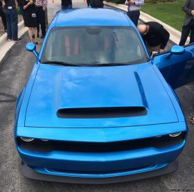 2018 Dodge DEMON SRT Challenger 22