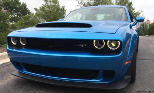 2018 Dodge DEMON SRT Challenger 5