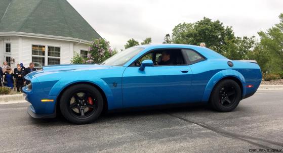 2018 Dodge DEMON SRT Challenger 6