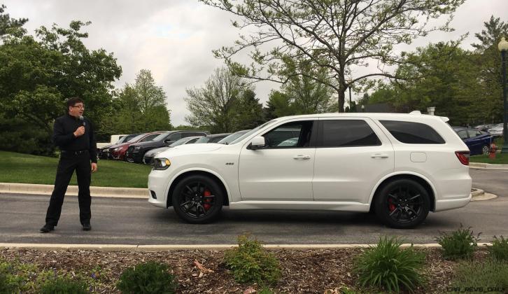 2018 Dodge Durango SRT 1