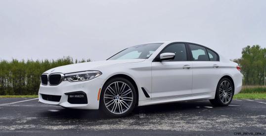 2017 BMW 540i 12
