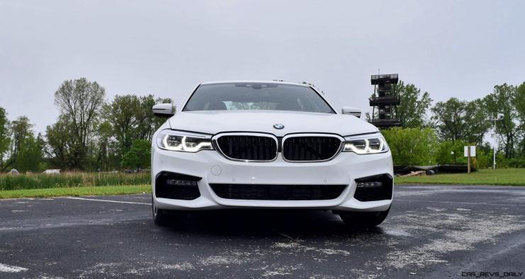 2017 BMW 540i 26