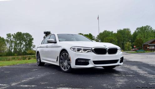 2017 BMW 540i 30