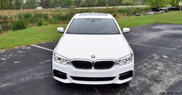 2017 BMW 540i 5