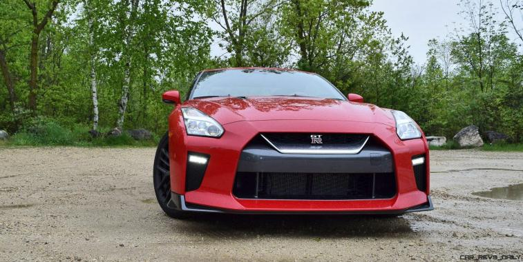 2017 Nissan GT-R Review 3