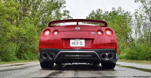 2017 Nissan GT-R Review 72