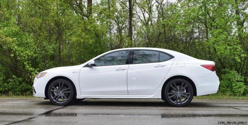 2018 Acura TLX A-Spec 12