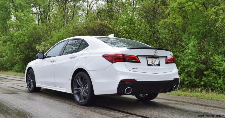 2018 Acura TLX A-Spec 15