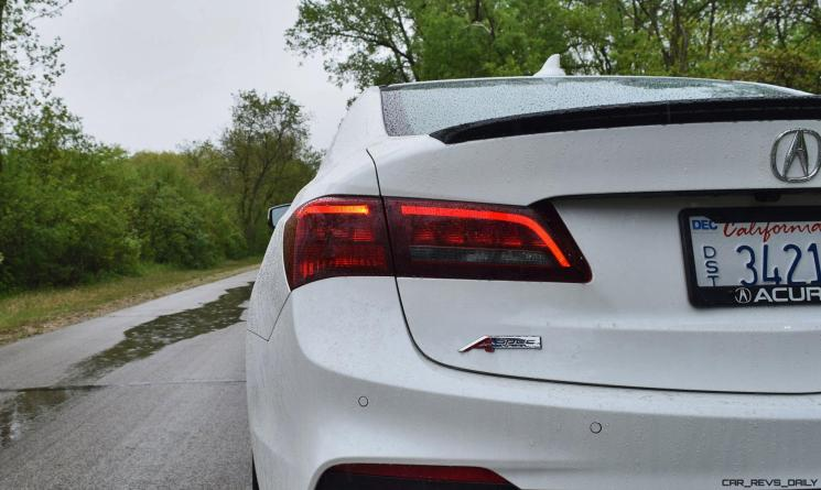 2018 Acura TLX A-Spec 23