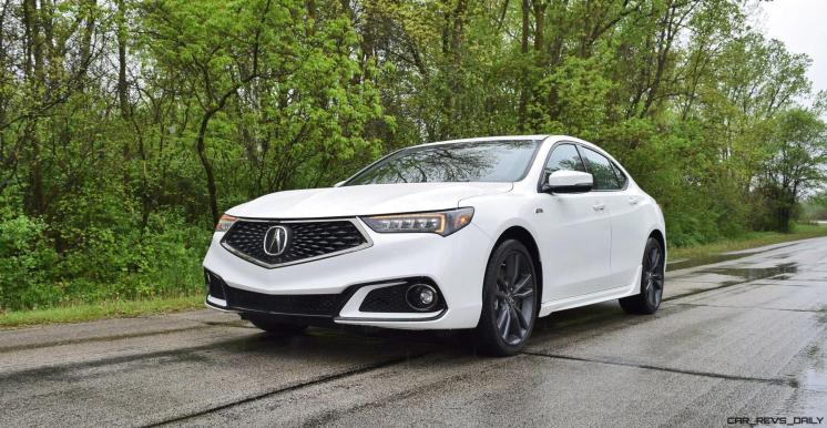 2018 Acura TLX A-Spec 7