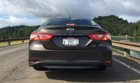 2018 Toyota Camry LE By Zeid Nasser 5