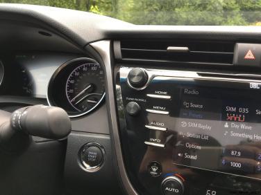 2018 Toyota Camry XLE By Zeid Nasser 34