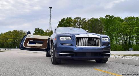 Rolls-Royce DAWN EXTERIORS 1