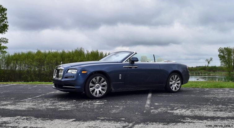 Rolls-Royce DAWN EXTERIORS 28