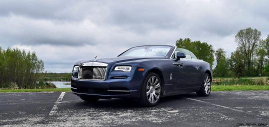 Rolls-Royce DAWN EXTERIORS 30