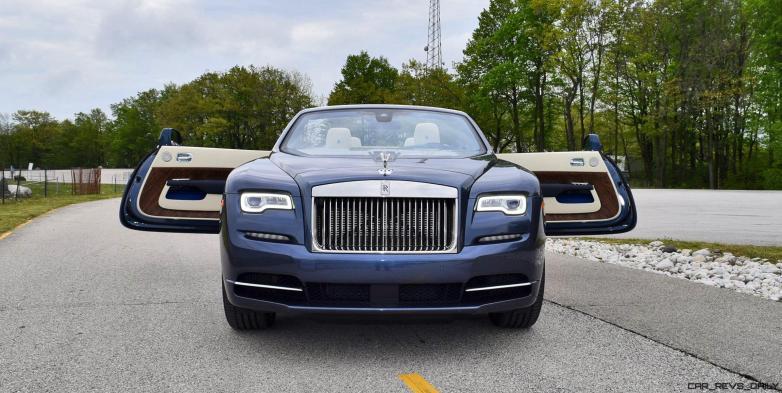 Rolls-Royce DAWN EXTERIORS 5