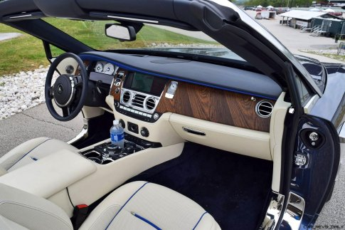 Rolls Royce Dawn INTERIORS 6