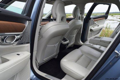 VOLVO S90 T6 AWD Interiors 3