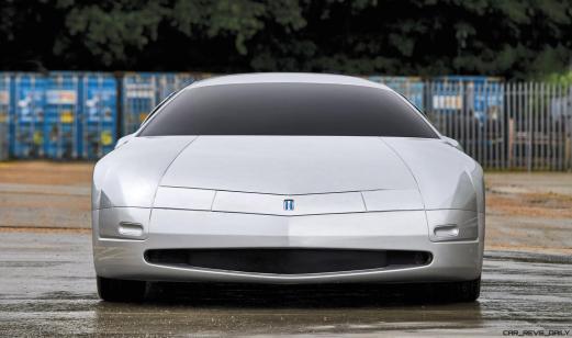 1999 DeTomaso Nuova Pantera 2000 Prototype 6