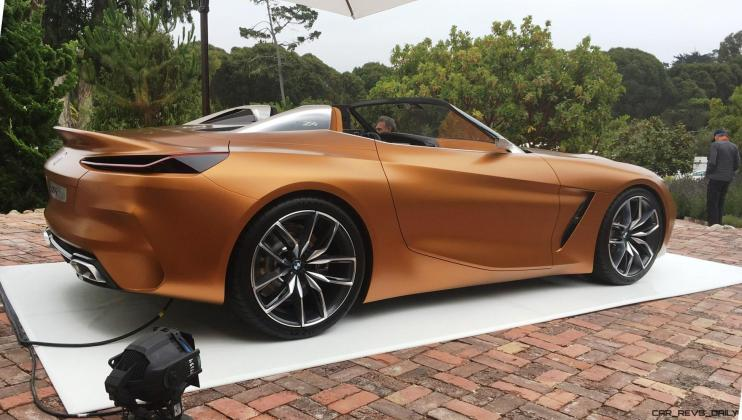2017 BMW Z4 Concept By James Crabtree 7
