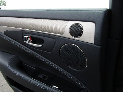 2017 Lexus LS460 F Sport Interiors 34