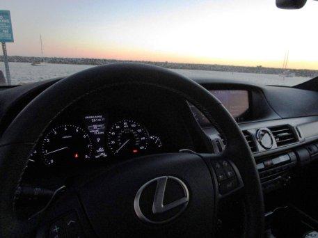 2017 Lexus LS460 F Sport Interiors 9
