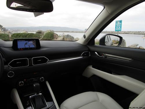 2017 Mazda CX-5 Interior 19