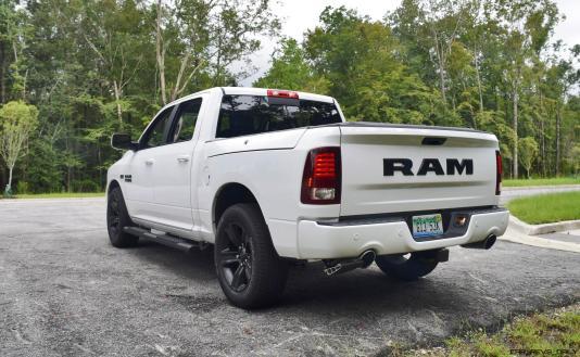 2017 RAM Sport Night Edition EXTERIORS 10