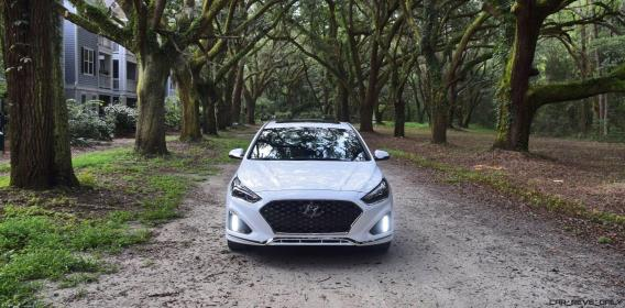 2018 Hyundai SONATA Sport 2