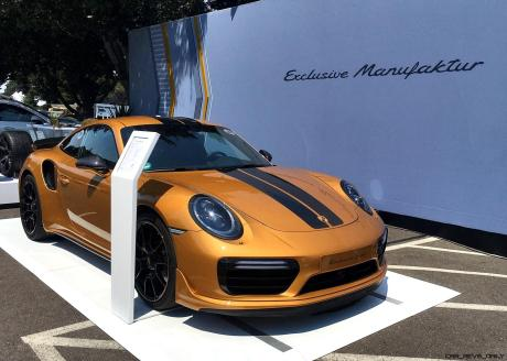 2018 Porsche 911 Turbo S Exclusive Series 10