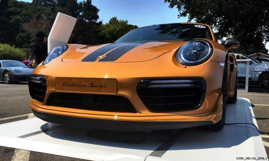 2018 Porsche 911 Turbo S Exclusive Series 7