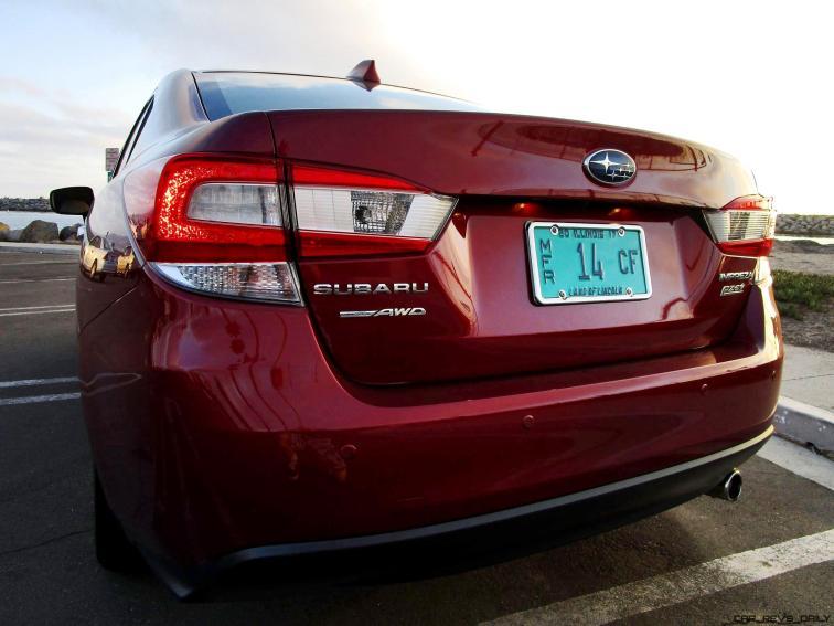 2018 Subaru Impreza 2.0i Limited Sedan 21
