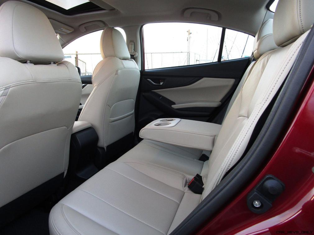 2018 Subaru Impreza INTERIOR 18
