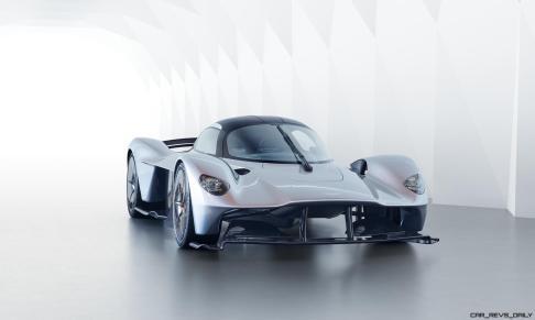 Aston Martin VALKYRIE 4