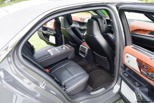 Lincoln Continental 2017 Interior 13
