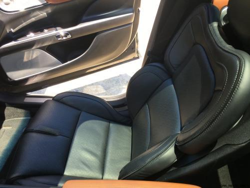 Lincoln Continental 2017 Interior 25