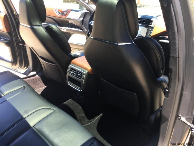 Lincoln Continental 2017 Interior 28