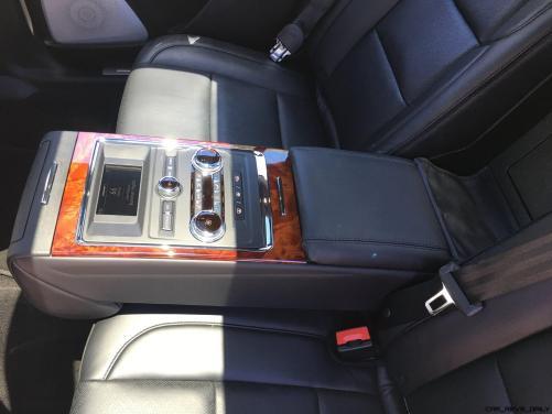 Lincoln Continental 2017 Interior 30