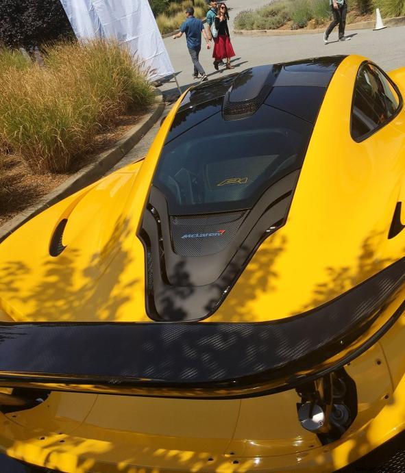 MCLAREN MADNESS - 2017 Pebble Beach VIP Villa 13