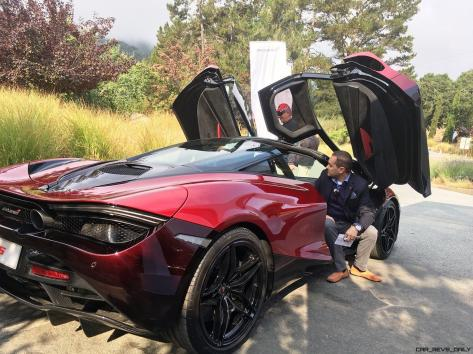 MCLAREN MADNESS - 2017 Pebble Beach VIP Villa 66