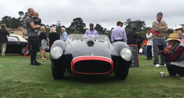 2017 Ferrari 70 Anni Collection at Pebble Beach Concours 64