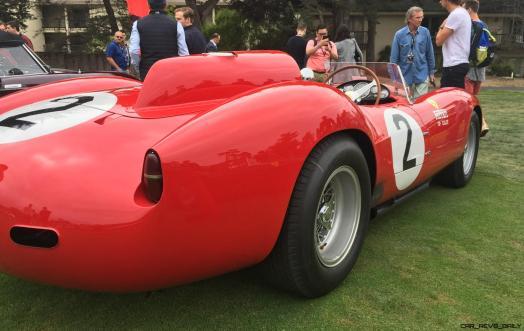 2017 Ferrari 70 Anni Collection at Pebble Beach Concours 75