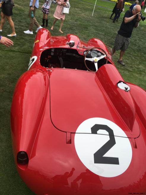 2017 Ferrari 70 Anni Collection at Pebble Beach Concours 83