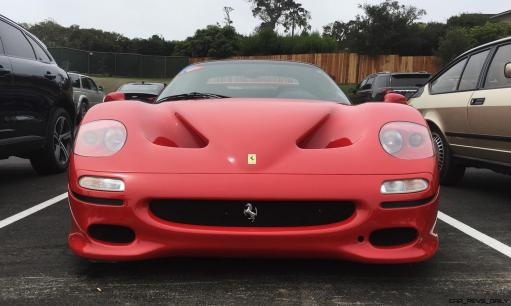 2017 Ferrari 70 Anni Collection at Pebble Beach Concours 87