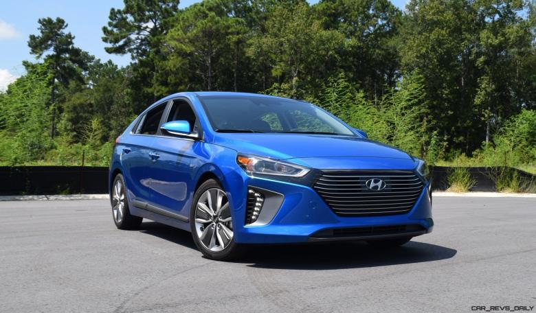 2017 Hyundai Ioniq Hybrid EXTERIOR 26