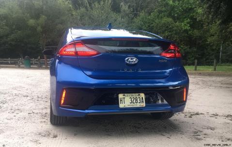 2017 Hyundai Ioniq Hybrid EXTERIOR 47