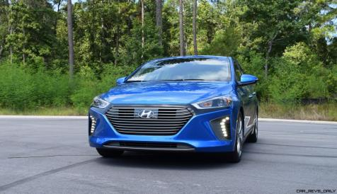 2017 Hyundai Ioniq Hybrid EXTERIOR 8