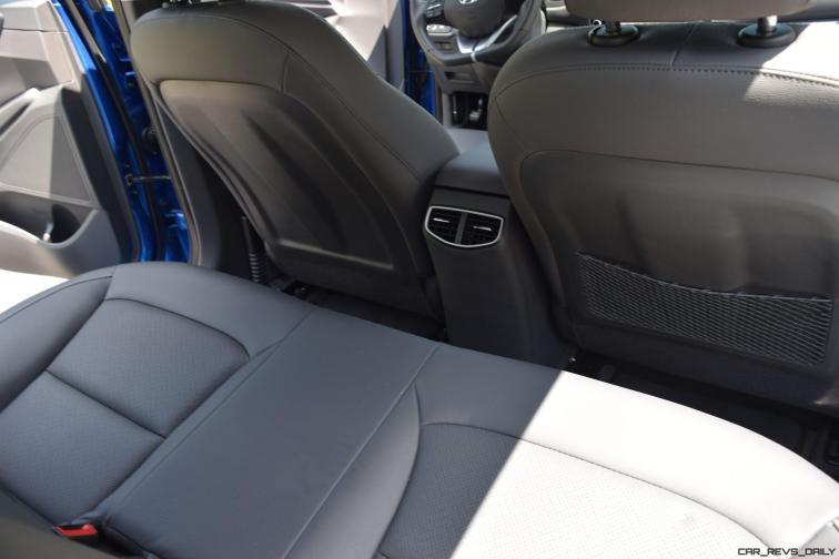 2017 Hyundai Ioniq Hybrid INTERIOR 9