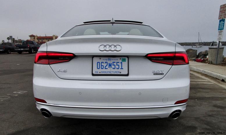 2018 Audi A5 Coupe 8